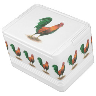 Rooster Igloo Can Cooler