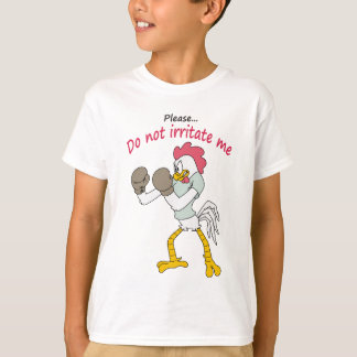 Rooster in gloves T-Shirt