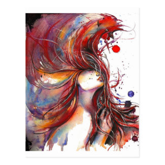rooster.jpg postcard