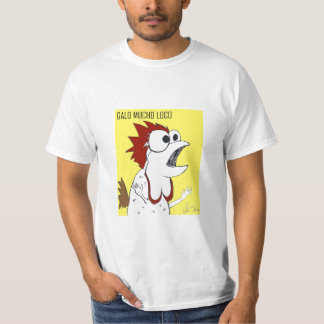 ROOSTER MUCHO I RENT T-Shirt