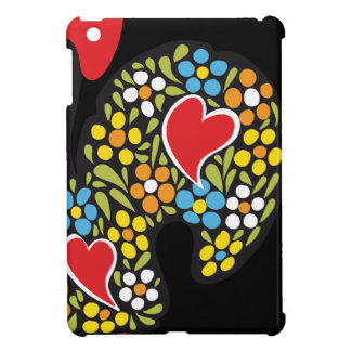 Rooster of Barcelos Close Up Cover For The iPad Mini