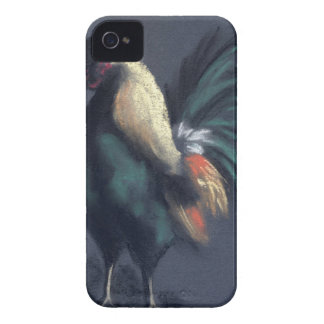 Rooster Pastel Case-Mate iPhone 4 Case