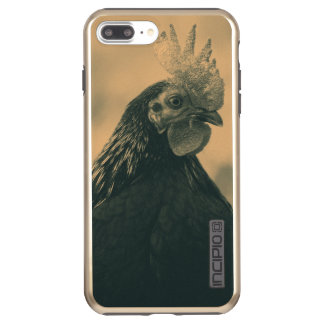 Rooster Portrait Incipio DualPro Shine iPhone 7 Plus Case