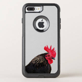 Rooster Portrait OtterBox Commuter iPhone 8 Plus/7 Plus Case