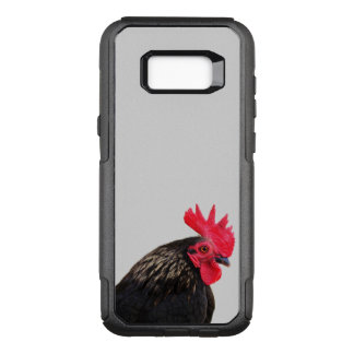 Rooster Portrait OtterBox Commuter Samsung Galaxy S8+ Case