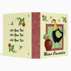 Rooster Recipe Binder - SRF