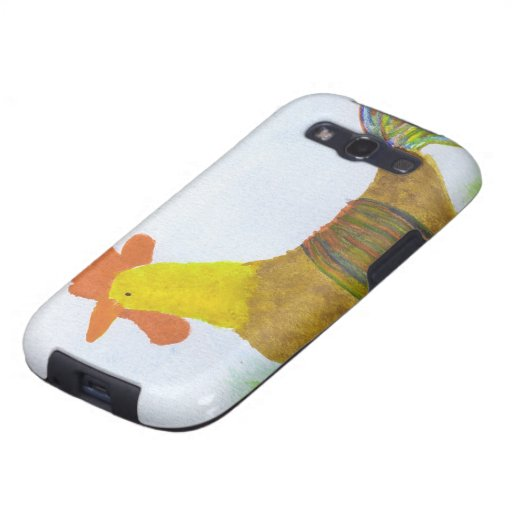 Rooster Samsung Galaxy Case-Mate Case Galaxy S3 Cover
