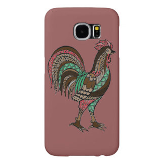 Rooster Samsung Galaxy S6 Cases