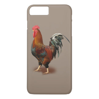 Rooster Vintage iPhone 7 Plus Case