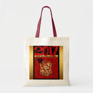 Rooster Year Custom 2017 Tote bag 2