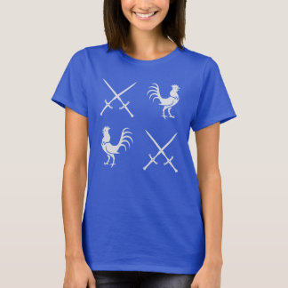 Roosters and Swords T-Shirt