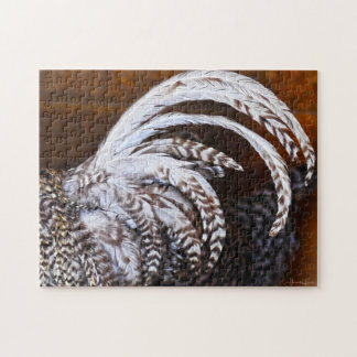 Rooster's Tail 11 x 14 Puzzle