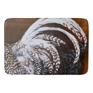 Rooster's Tail Bathmat