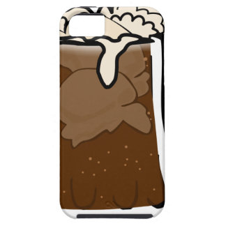 Root Beer Float Case For The iPhone 5