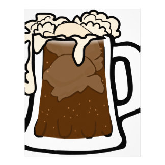 Root Beer Float Letterhead