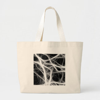 root bunch large tote bag