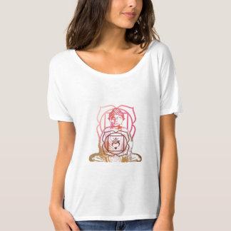 Root Chakra and Buddha Vintage T-Shirt
