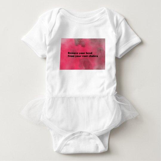 Root Chakra Baby Bodysuit