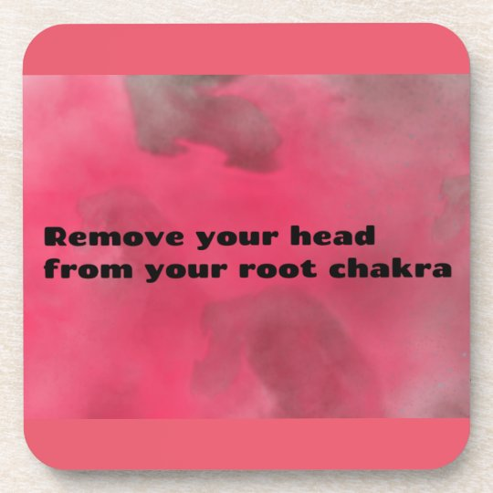 Root Chakra Coaster