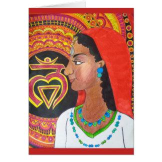 Root Chakra (Lam) Card