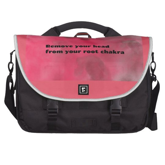 Root Chakra Laptop Commuter Bag