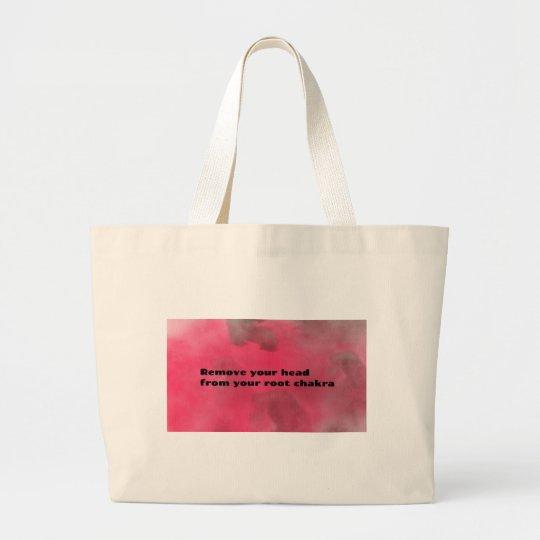 Root Chakra Large Tote Bag