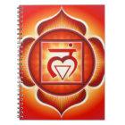 Root Chakra Notebook