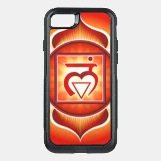 Root Chakra OtterBox Commuter iPhone 8/7 Case
