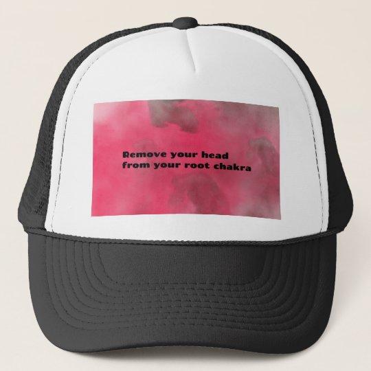 Root Chakra Trucker Hat