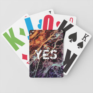 Rooted And Firmly Grounded In Love Lm Bicycle Playing Cards