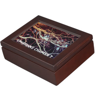 Rooted And Firmly Grounded In Love Lm Keepsake Box