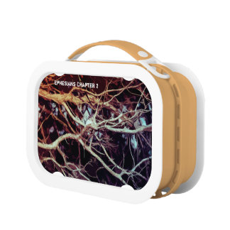 Rooted And Firmly Grounded In Love Lm Lunch Box