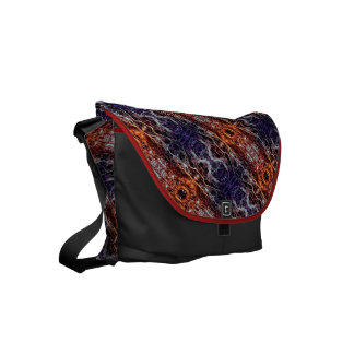 Rooted And Firmly Grounded In Love Lm Messenger Bags