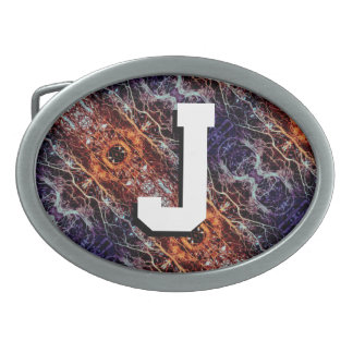 Rooted And Firmly Grounded In Love Lm Oval Belt Buckles