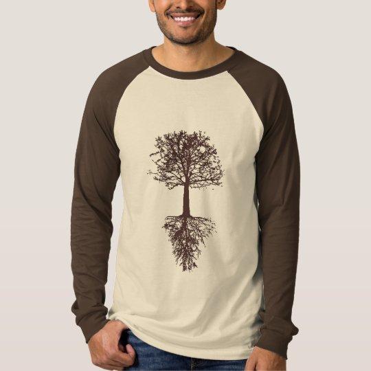 Rooted in Love Long-Sleeve Raglan Tee