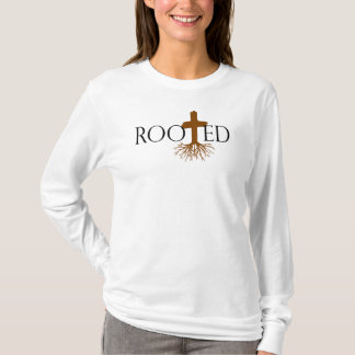 Rooted Women's Long Sleeve T-Shirt