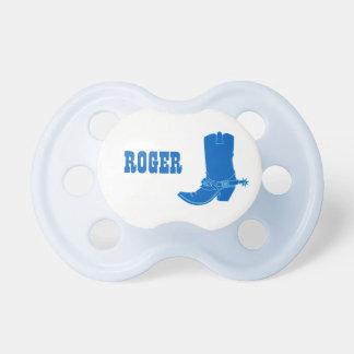 Rootin' Tootin' Cowboy Boot Pacifier
