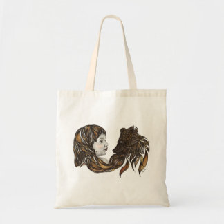 Roots Budget Tote Bag