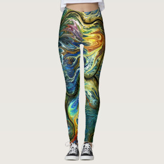 Roots by rafi talby leggings