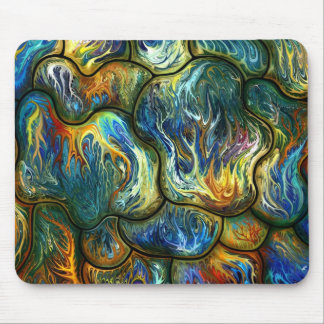 Roots by rafi talby mouse pad