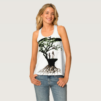 ROOTS FROM AFRICA TANK TOP