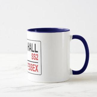 Roots Hall Sign Mug