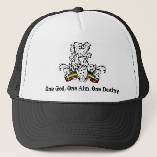 Roots Lion Trucker Hat
