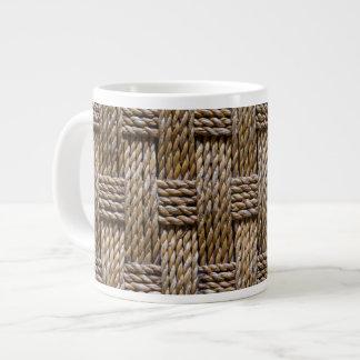 Rope Chair Large Coffee Mug