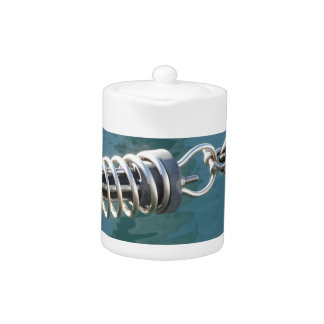 Rope sling with safety anchor shackle