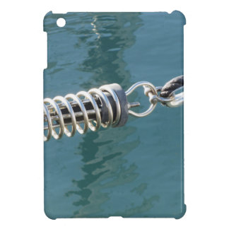 Rope sling with safety anchor shackle iPad mini case