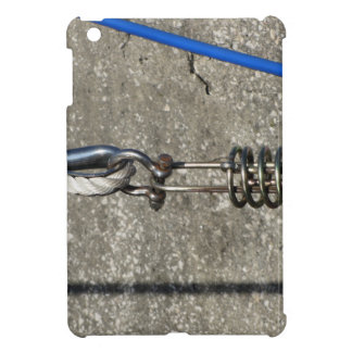 Rope sling with safety anchor shackle iPad mini covers