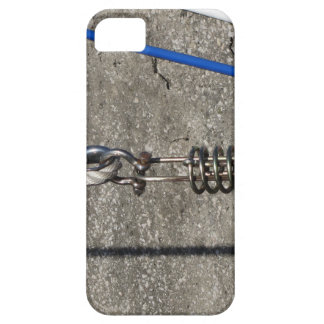 Rope sling with safety anchor shackle iPhone 5 cases