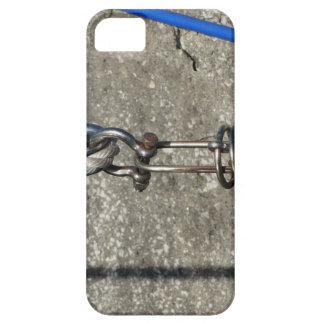 Rope sling with safety anchor shackle iPhone 5 covers