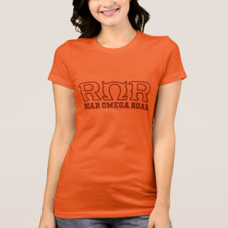 ROR - ROAR  OMEGA ROAR - Logo T-Shirt